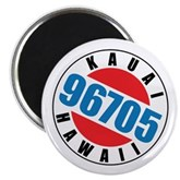  Kauai Hawaii 96705 Magnet