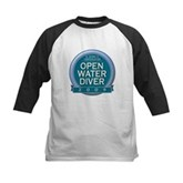 Open Water Diver 2009 Kids Baseball Jersey
