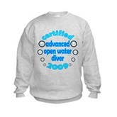 Advanced OWD 2009 Kids Sweatshirt