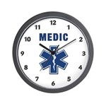 Medic and Paramedic Wall Clock