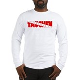 Tauchen German Scuba Flag Long Sleeve T-Shirt