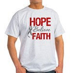 GreyRibbonHope Light T-Shirt