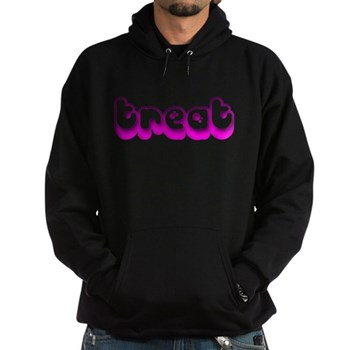 Retro Treat Hoodie (dark)