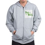 Bad Witch Zip Hoodie