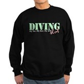 Diving Slut Sweatshirt (dark)