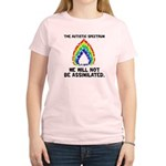 AS: Not Assimilated Women's Light T-Shirt