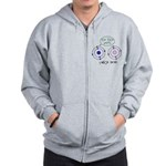 Carbon Dating Zip Hoodie