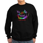 My Autistic Mind Sweatshirt (dark)