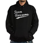 Team Awesome Hoodie (dark)