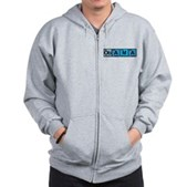 Obama Elements Zip Hoodie