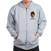 Anti-Palin Got Ethics? Zip Hoodie