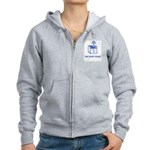 One Night Stand Women's Zip Hoodie