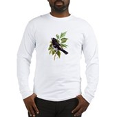 Rose-breasted Grosbeak Long Sleeve T-Shirt