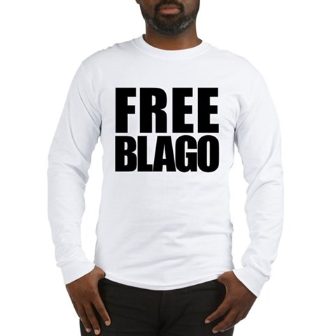 Free Blago Long Sleeve T-Shirt