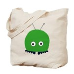 Green Wuppie Tote Bag