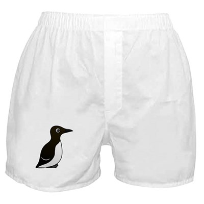 Common Murre Boxer Shorts