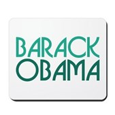 This Art Deco-style text Obama design makes a stylish statement for supporters of Barack Obama. A perfect pro-Obama retro-feel design for anyone who wants to show support for #44 - President Obama!
