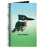 Green Kingfisher Journal
