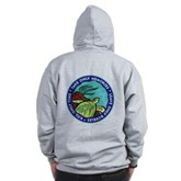 Take Only Memories (turtle) Zip Hoodie