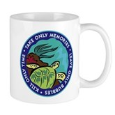 Take Only Memories (turtle) Mug