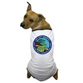 Take Only Memories (turtle) Dog T-Shirt