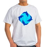 Dolphin Ring Light T-Shirt