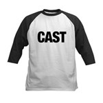 Cast Member T-Shirts Kids Baseball Jersey