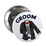 """Groom Gifts 2.25"""" Button"""