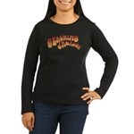 Geronimo Jackson Women's Long Sleeve Dark T-Shirt
