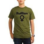 Ruffian Organic Men's T-Shirt (dark)