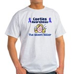 Cooties Awareness Light T-Shirt