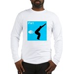 iFart Funny Spoof Long Sleeve T-Shirt