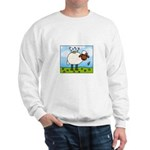 Spring Sheep Sweatshirt