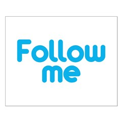 Follow Me Small Poster