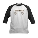 Scientits Kids Baseball Jersey