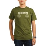 Scientits Organic Men's T-Shirt (dark)