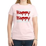 Happy Happy Joy Joy Women's Light T-Shirt