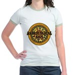 Astrological Sign Jr. Ringer T-Shirt