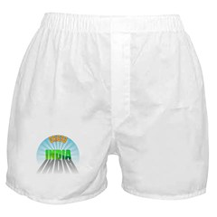 Orissa India Boxer Shorts