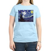 Starry Dove Women's Light T-Shirt