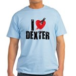 I Heart Dexter *Showtime* Light T-Shirt