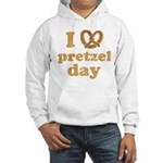 I Pretzel Pretzel Day Hooded Sweatshirt