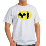 Bat Man Light T-Shirt