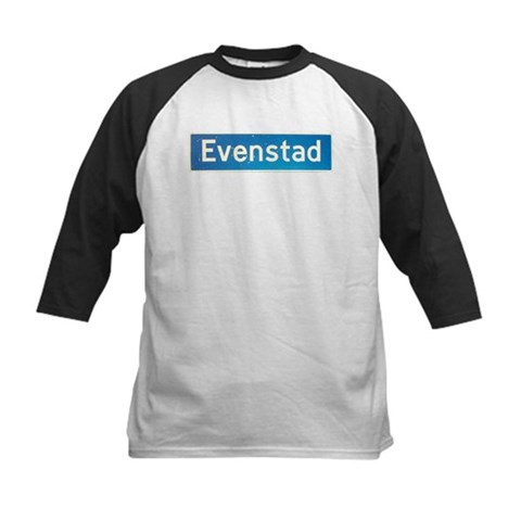Evenstad Kids Baseball Jersey