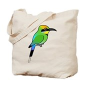 Rainbow Bee-eater Tote Bag