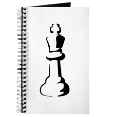 Chess Piece Journal
