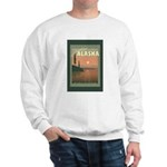 Visit Beautiful Alaska Sweatshirt