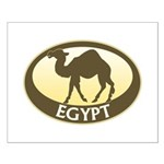 Egyptian Camel Small Poster