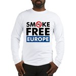 Smoke Free Europe Long Sleeve T-Shirt