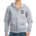 Calisota University Women's Zip Hoodie